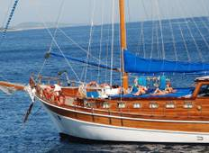 All Inclusive Swinger Sailing Cruise from Rhodes Tour