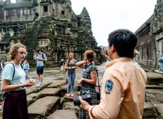 Six Days in Cambodia Tour