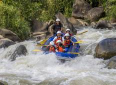 4 day Rafting Adventure trip - White water of Morocco Tour