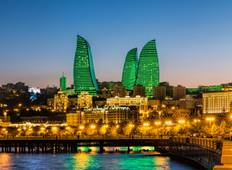 4 Night / 5 Day Tour in Baku Tour