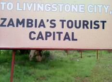 Lusaka to Livingstone Overland Adventure Safari Tour  - 6 Days Tour