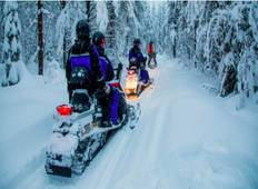 Exclusive New Year in Lapland  Tour