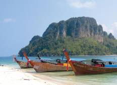 Essential Southern Thailand (from Bangkok to Ao Nang) Tour