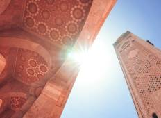 Essential Morocco (from Casablanca to Marrakesh) Tour