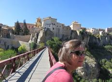 Spain Our Way - 6 Day Luxury Tour in a SMALL GROUP of 6!  Cuenca, Valencia, Segovia Tour