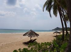 Treasured Ngapali Beach Extension after Taste of Burma Tour