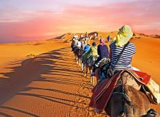 Fairytale Morocco. History and the trip to the desert. Tour