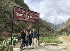 Extended Sacred Valley + Classic Inca Trail to Machu Picchu with Female Porters Tour