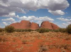 The Red Centre to Melbourne: Camping & Canyons Tour