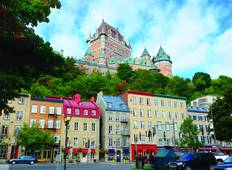 Charming French Canada featuring Montréal, Quebec City, Charlevoix and Montebello (Montreal, QC to Montebello, QC) Tour