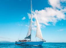 Hammer Whitsundays Maxi Sailing (2 days, 1 night) Tour