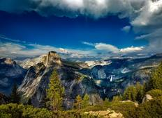 Sierras and Coast – San Francisco to Los Angeles Tour