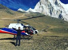 Everest Base Camp Helicopter Trek Tour