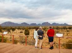 Uluru and Kings Canyon Unearthed Short Break Tour