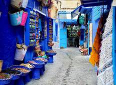 7 Day trip from Marrakech to Merzouga Desert - Fes - Chefchaouen then end the tour in Casablanca Tour