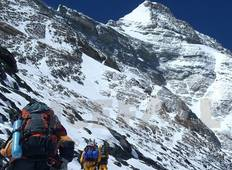Chulu West Peak Climbing for 22 Days 21 Night Tour