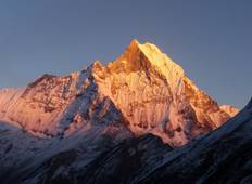 Annapurna Base Camp Trek via Poon Hill Tour