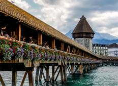 Discover Switzerland with Zurich, Lucerne and Rhine fall Tour