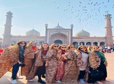 Luxury Private Golden Triangle Tour of India - All Inclusive Tour