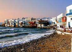 Greece Island Hopper featuring Athens, Mykonos and Santorini Tour