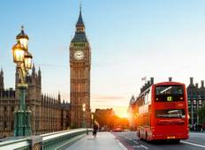 4-Day England and Scotland Tour Package: Paris to Edinburgh Tour