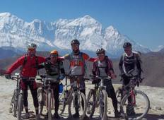 Upper Mustang Biking - Cycling in the Forbidden Kingdom Tour