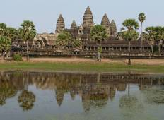 Siem Reap and Angkor Tour