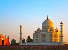 Golden Triangle Tour 4 Days 3 Nights Tour