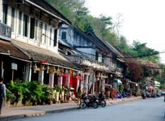 Luang Prabang Classic Tour 4 Days 3 Nights  Tour