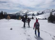 Learn to ski in Montenegro!  Tour