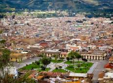 Traditional Cajamarca - Hotel 3 * Tour