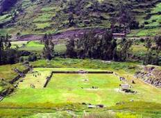 Huaraz and Its Beautiful Landscapes Tour