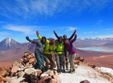 5 - Days PRIVATE Outdoor Adventure in San Pedro Atacama, trekking & Sandboarding @ Moon Valley Tour