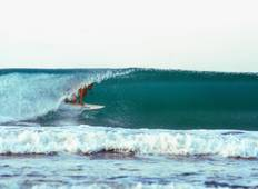 6 Days Surf & Fitness at Jaco Tour