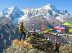 Everest Three Passes Trek - 21 Days Tour