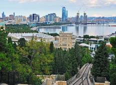 Baku Travel in 4 Days Tour