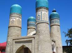 Central Asia Tour 16 Days, Premium Option Tour