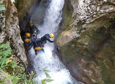 Multi-activity in Montenegro is not for the faint-hearted!  Tour