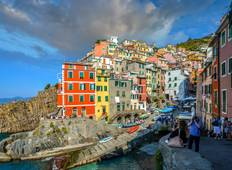 Heart of Italy with Cinque Terre - Small Group Tour