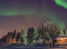 Northern Lights: A Lapland Winter Tour