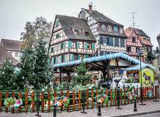 A Traditional Alsace Christmas Tour