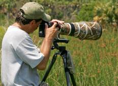Wildlife for Photography Lenses - 12 Days Tour Tour