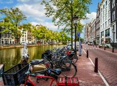 Viking Shores & Fjords Bergen to Amsterdam Tour