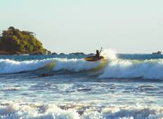 11 days Surf & Jungle at Selina Jaco Tour