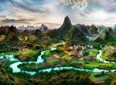 The Essence of Guilin Tour