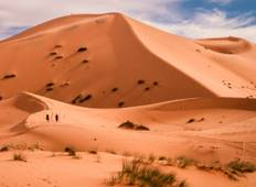 3 Days Sahara Desert Tour from Marrakech to Merzouga in a Luxury Camp Tour