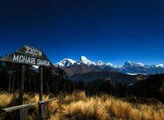MOHARE DANDA TREK 08 DAY - 8 Days Tour