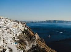 Living Santorini  Tour