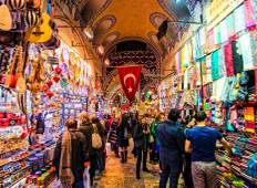 7 Days Highlights of Turkey Tour: Istanbul, Cappadocia, Pamukkale, Ephesus Tour