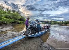 Authentic Colombia Motorcycle Trip Tour